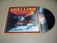 VINYL RECORD ALBUM,STALLION 2 HEY EVERYBODY, PROMO,NBLP-7083-7.98
