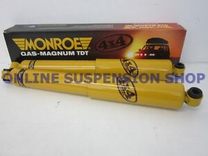 MONROE MAGNUM Rear Shock Absorbers to suit Mitsubishi Triton ML MN 2WD Models