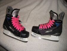 BAUER SUPREME 30 ICE HOCKEY SKATES GREAT SHAPE,ADULT SIZE 5 SKATE 6 SHOE PERFECT