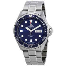 Orient Ray II Automatic Blue Dial Men's Watch FAA02005D9