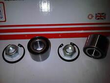 RENAULT CLIO MK2 1.2 1.4 1.5 1.6 1.9 & Diesel 2x Ruota Posteriore Kit Cuscinetto 1998-05