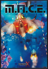 AmigaOS 4.x version M.A.C.E. ( MACE ) - Shoot 'Em Up - Game - Boxed with Manual.