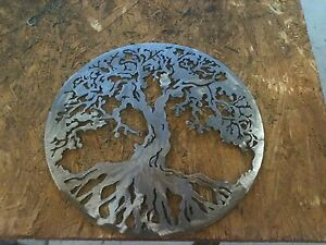 Tree of Life metal Wall Decor
