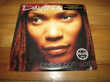 DAVINA - BEST OF BOTH WORLDS - SEALED LOUD MUSIC RECORDS LP