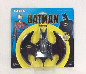 NIP 1989 ERTL Batman Movie Die Cast BATWING 1:43 Scale #2495