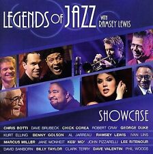 Legends of Jazz with Ramsey Lewis: Showcase [Digipak] by Ramsey Lewis (CD, Apr-2
