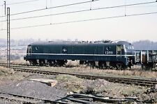 British Rail A1A-A1A Electric loco E2001 Rugby Shed 29/03/65 Rail Photo R0068