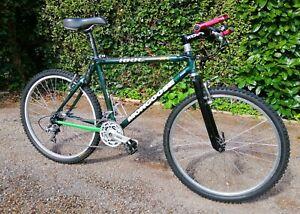 """18"""" Retro Mongoose IBOC Team SX Carbon Mountain Bike - XT, XTR, Kore,Tioga Etc"""