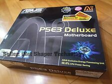ASUS P5E3 Deluxe Socket 775 Motherboard *BRAND NEW Intel X38