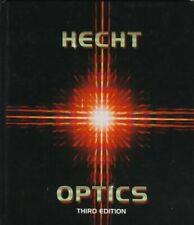 Optics by Eugene Hecht (1997, Hardcover)