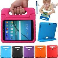 "Kids EVA Foam Handle Cover Case For Samsung Galaxy Tab 3 4 E 7"" 8"" 10.1"" Tablet"