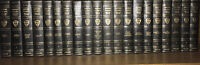 THE HARVARD CLASSICS!1917 First Edition SHELF FICTION!Complete —VERY GOOD+! GIFT
