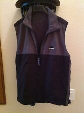 Adidas Golf Sleeveless Fleece Reversible Vest. Size Small Fits My 200 Lb Body