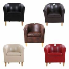 Faux Leather Modern Furniture