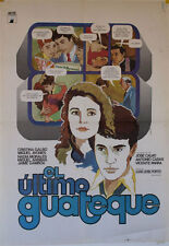 El ultimo guateque -- Cartel de Cine Original --