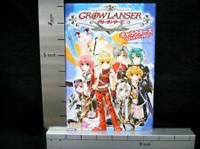 GROWLANSER V 5 Generations Characters Book Comic