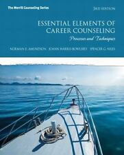 Essential Elements of Career Counseling : Processes and Techniques by Spencer G.