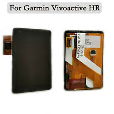 New Front Lcd Display & Touch Screen Assembly for Garmin Vivoactive Hr Gps Watch