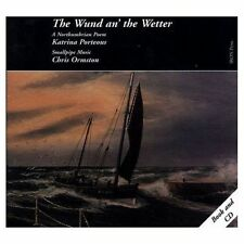 The Wund an' the Wetter: A Northumbrian Poem, Katrina Porteous, Good Used  Book