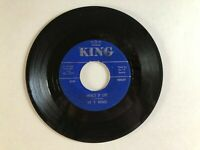 THE 5 ROYALES-Miracle of Love/I Know Its Hard King R&B Doo Wop 45 RPM