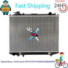 Radiator For Mazda Bravo  Ford Courier PD PE PG PH B2500/2600/B4000 Auto/Manual