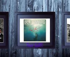 Ben Howard - Every Kingdom Album SIGNED AUTOGRAPHED 10X8 FRAMED PREPRINT PHOTO