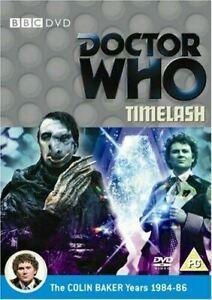 DOCTOR WHO Timelash (Region 4) DVD Colin Baker Time Lash