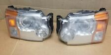 ✴Land Rover LR3 RH and LH HID Headlight GENUINE 2005-09 RIGHT LEFT PAIR