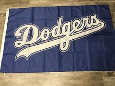 LA Los Angeles Dodgers Baseball 3x5 Flag World Series Ships Same Day