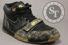 NIKE AIR TRAINER 1 ONE MID PRM QS 607081-002 PAID IN FULL VAPOR GREEN SIZE: 12