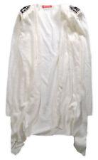Ladies Waterfall Cardigan New Womens Light Weight Summer Sweater UK 8 - 12