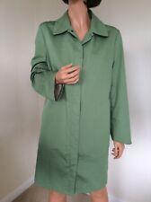 Gap Showerproof Coat 18 pea green Mac raincoat