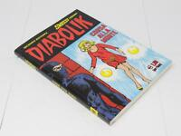DIABOLIK SWISS SECONDA RISTAMPA ED. ASTORINA N° 98 [EG-063]