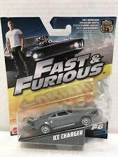 Mattel Fast & Furious Ice Charger 23/32 Factory Sealed