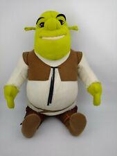 "2004 Hasbro DreamWorks Jumbo 25"" Shrek 2 Shrek Ogre Plush Stuffed Toy Mike Myers"