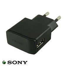 CARICABATTERIE DA RETE CASA ORIGINALE SONY USB EP800 PER XPERIA J M Z U T SP V P