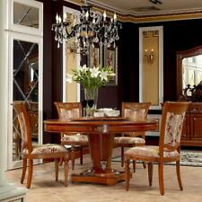 6x Stuhl Komplett Set Sessel Stühle Antik Stil Barock Rokoko Sitz Garnitur Neu