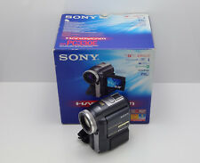 Sony Handycam DCR-PC330E videocamera in scatola Digital Video Camera mini DV Tape