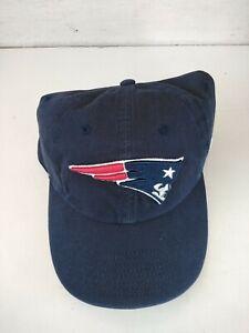 New England Patriots NFL Football Pro Line Fanatics Adjustable Cap Hat Authentic