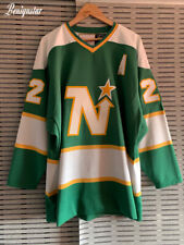 New listing Mitchell & Ness Dennis Hextall 1973-1974 North Stars Ice Hockey Jersey size 48