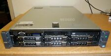 Dell Powervault NX3000 Server-NAS-iSCSI-4x 2TB SAS-2x Quad Core Xeon 2.4GHz-36GB
