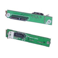 SATA 7 Pin Laptop Slimline Slim-SATA CD DVD RW Adapter