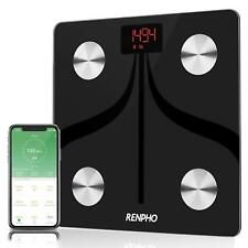 RENPHO Scale Of Fat Body Smart Bluetooth Wireless Monitor
