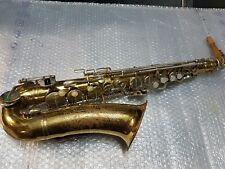 1964 SILVERTONE by BUESCHER ALT / ALTO SAX / SAXOPHONE - made in USA
