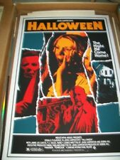 Halloween       *LIMITED POSTER*      James Rheem Davis     2016     SOLD OUT