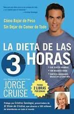USED (GD) La Dieta de 3 Horas: Como Bajar de Peso Sin Dejar de Comer de Todo (Sp