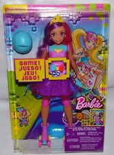 NEW-2016 BARBIE VIDEO GAME HERO BELLA: MATCH GAME DOLL-LIGHTS UP & PLAYS MUSIC!!