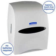 09995 Kimberly-Clark Professional* Sanitouch Hard Roll Towel Dispenser NIB