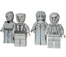 x4 **NEW** LEGO Custom Printed Harry Potter - HOGWARTS GHOSTS - Minifigure Lot