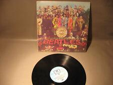 LP-Vinyl Schallplatte.Beatles Sct Peppers Lonely Hearts Club Ban-LP vinyl record